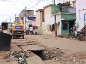 New school project Freesia & Chinappa Garden slum