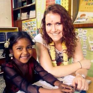 Jakoba Shares Joy Found in ABC School & Slum Visit